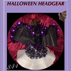 Accessories - HALLOWEEN HEADGEAR.....EXTREME .     NWT